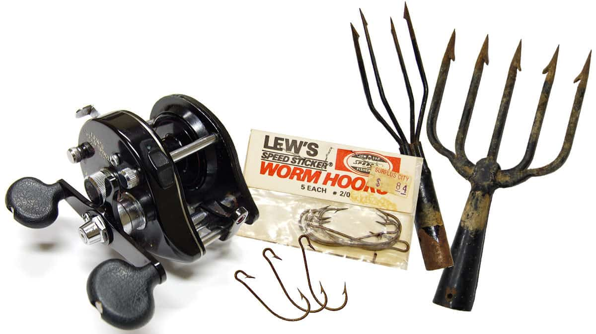 Lew 39 s bringing vintage fishing gear to classic for Lews fishing apparel