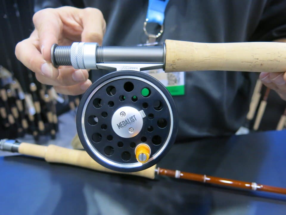 Pflueger medalist captures best fly fishing reel award at for Best fly fishing reels