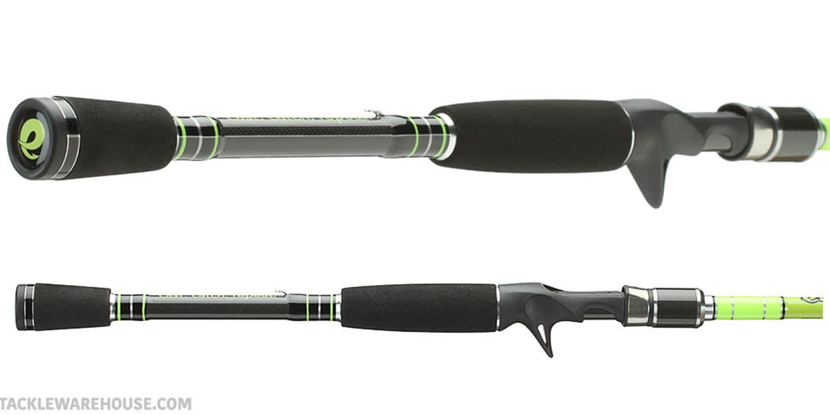 Enigma fishing reveals the phenom titanium series for Enigma fishing rods