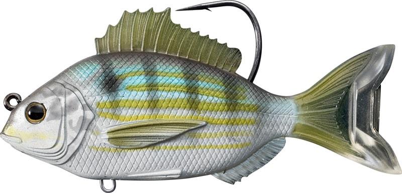 Livetarget 39 s swimbait secret is out for Fishing line target